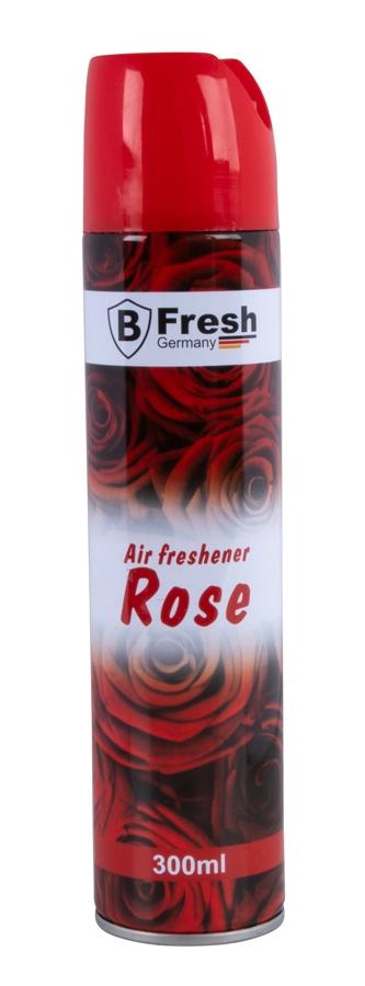 Rose Lufterfrischer Raumspray 300ml Sprayflasche Raum Duftspray Raumspray