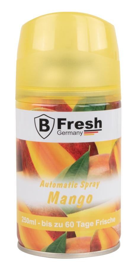 Mango Luftfrischer für Automatische Duftspender -250ml nachfüllflasche raumduft nachfüllen Vorr--