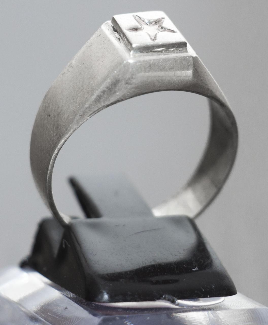 Hirz Ring (Bittgebet von Imam Jawad innenliegend) - Silberfassung