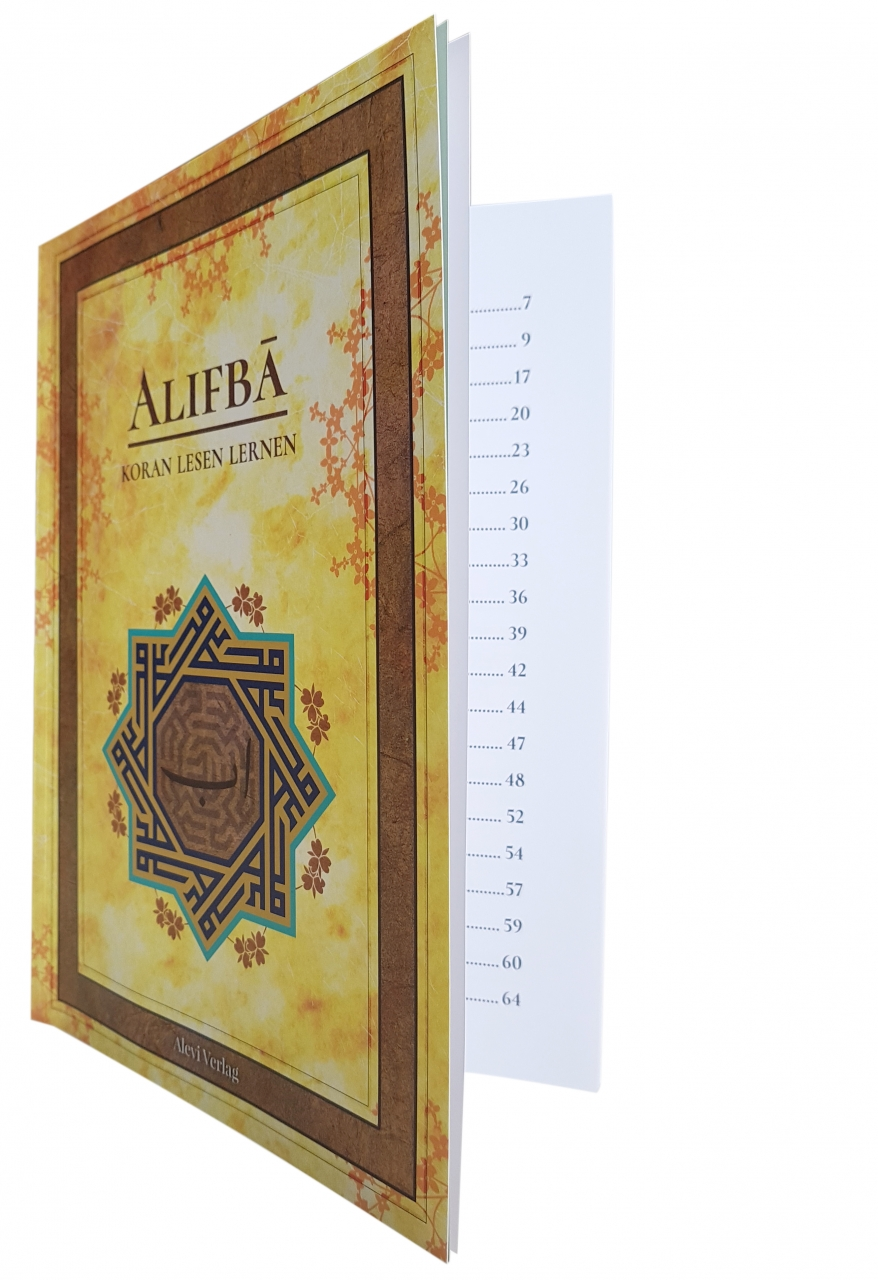 ALIFBA – Koran Lesen Lernen Ahkam Altajweed für Anfänger