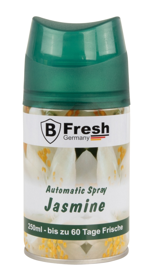 Yasmine Luftfrischer für Automatische Duftspender -250ml nachfüllflasche raumduft nachfüllen Vorr--C