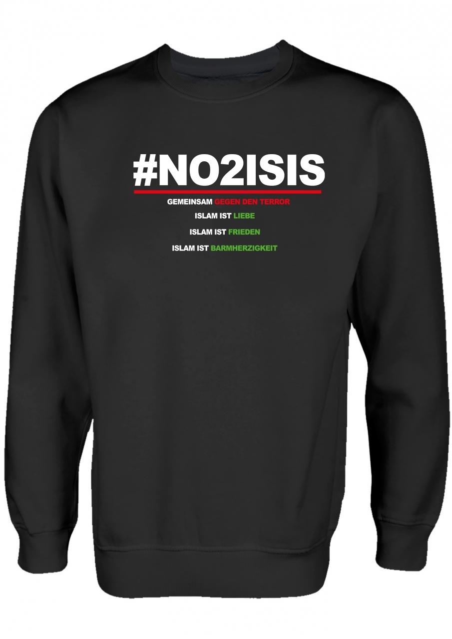 #No2ISIS Shia Ashura Clothing Islamische Kleidung Pullover