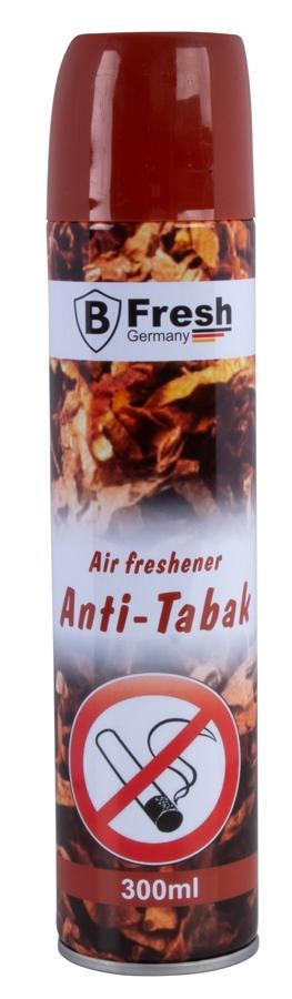 Anti Tabak Lufterfrischer Raumspray 300ml Sprayflasche Raum Duftspray Raumspray