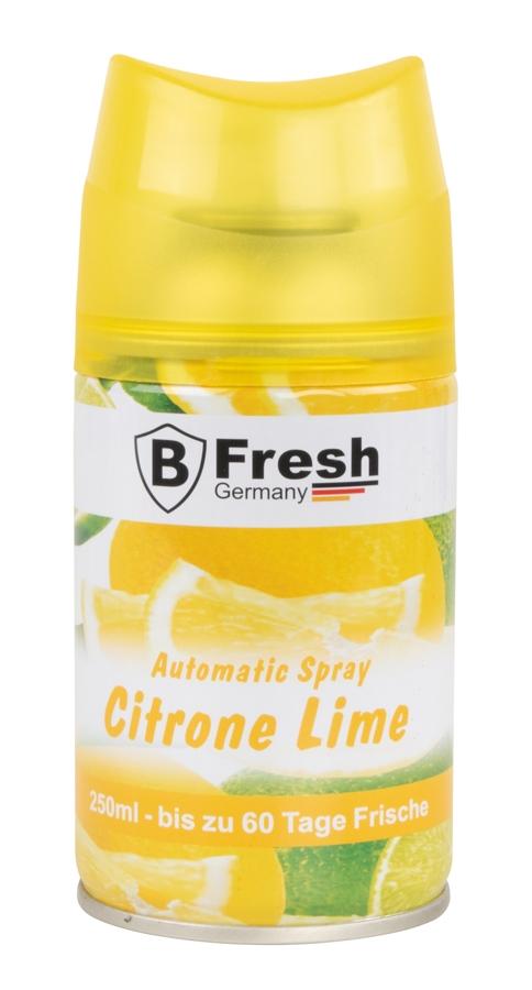 Zitrone Luftfrischer für Automatische Duftspender -250ml nachfüllflasche raumduft nachfüllen Vorr--C