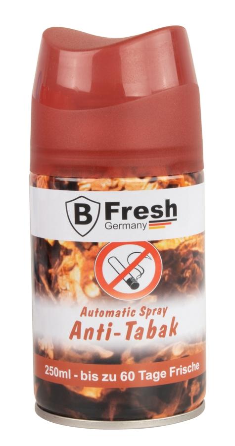 Anti Tabak Luftfrischer für Automatische Duftspender -250ml nachfüllflasche raumduft nachfüllen Vorr