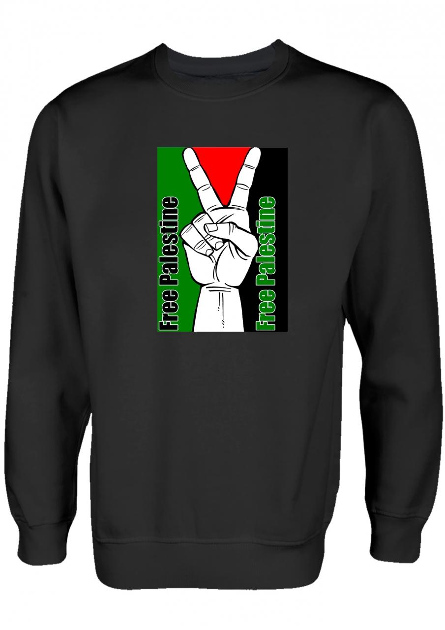 Free Palestine Gaza Freiheit für Palästina Peace Frieden Pullover