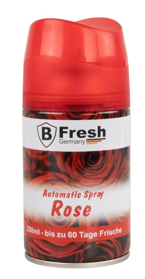 Rose Luftfrischer für Automatische Duftspender -250ml nachfüllflasche raumduft nachfüllen Vorr--Co-
