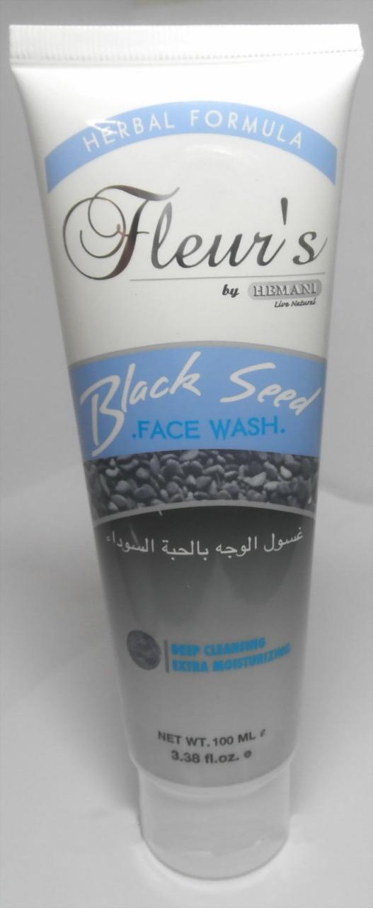 Original HEMANI Schwarzkümmel Face wash Waschlotion *Gesichtspflege Tagespflege*