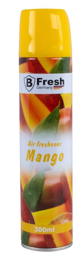 Mango Lufterfrischer Raumspray 300ml Sprayflasche Raum Duftspray Raumspray