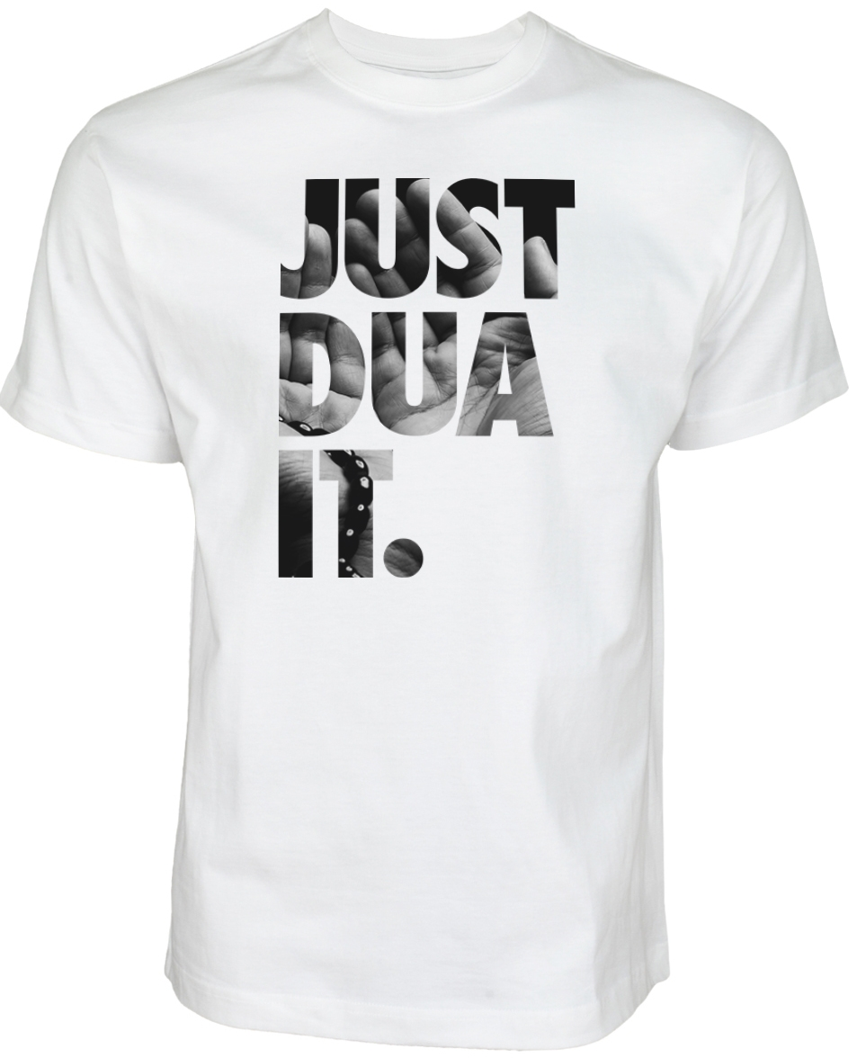 Islamische Kleidung Muslim Streetwear Halal-Wear Just Dua IT - Hand to the Sky