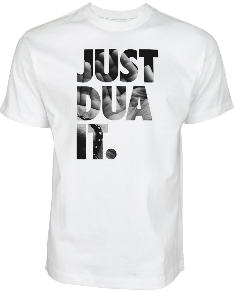 Islamische Kleidung Muslim Streetwear Halal-Wear Just Dua IT - Hand to the Sky