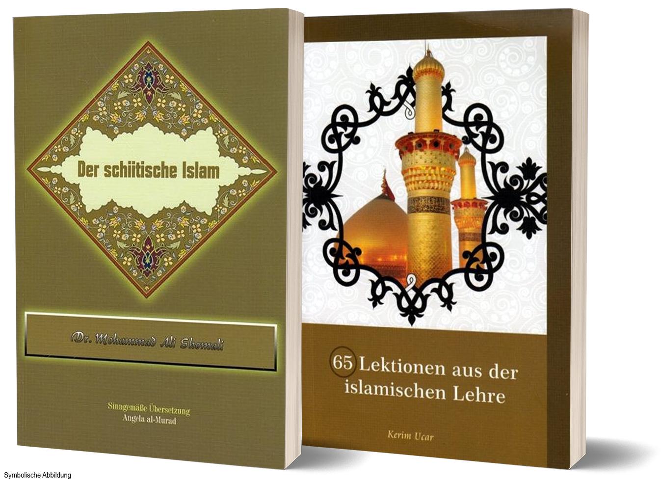 bundle der schiitische islam 65 lektionen aus der islamischen lehre schia der. Black Bedroom Furniture Sets. Home Design Ideas